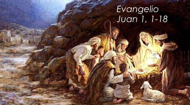 Juan 1, 1-18