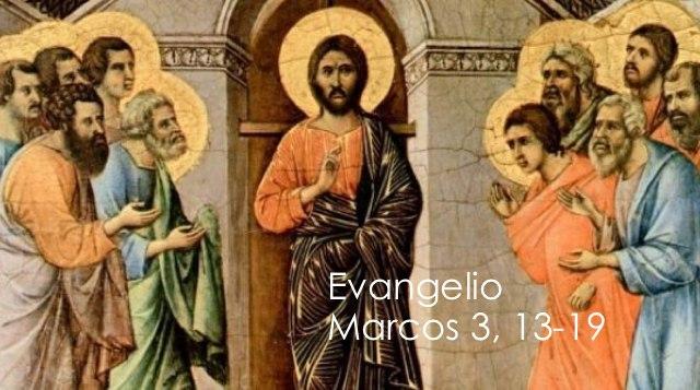 Marcos 3, 13-19