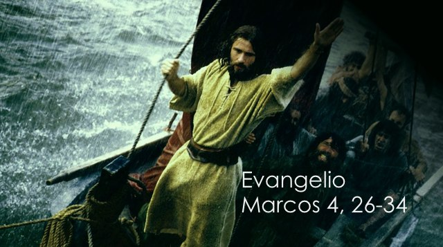 Marcos 4, 35-41