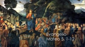 Mateo 5, 1-12