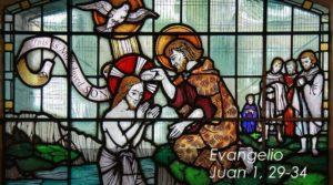 Juan 1, 29-34