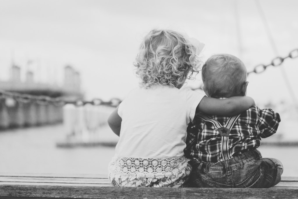 oracion en la infancia