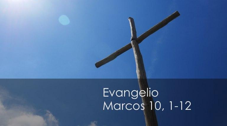 Marcos 10, 1-12