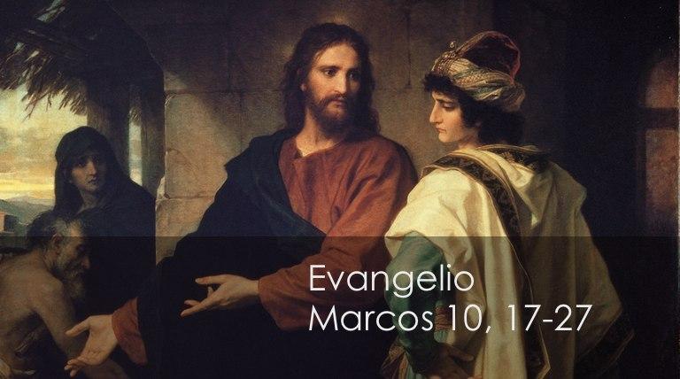 Marcos 10, 17-27