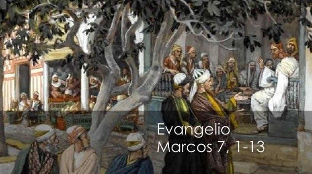 Marcos 7, 1-13