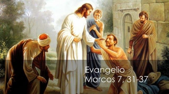 Marcos 7, 31-37
