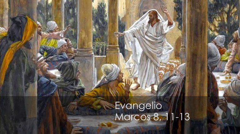 Marcos 8, 11-13