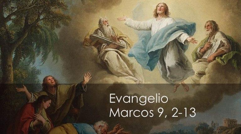 Marcos 9, 2-13