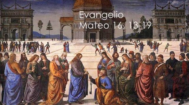 Mateo 16, 13-19
