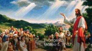 Mateo 5, 17-37