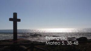 Mateo 5, 38-48