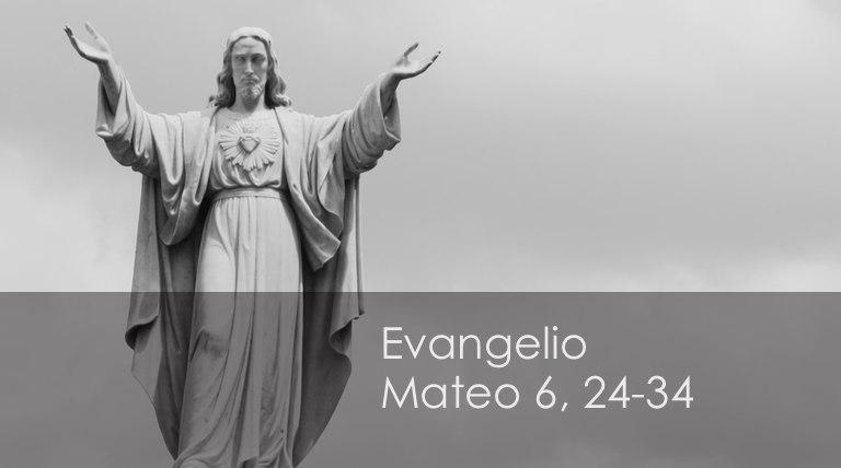 Mateo 6, 24-34
