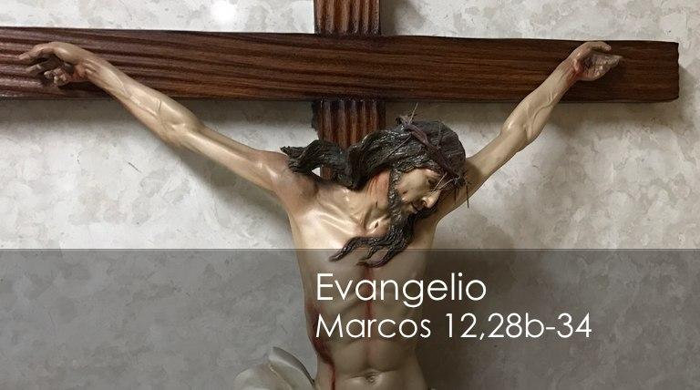 Marcos 12,28b-34