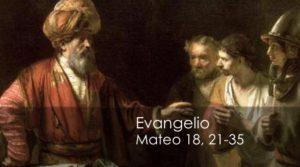 Mateo 18, 21-35