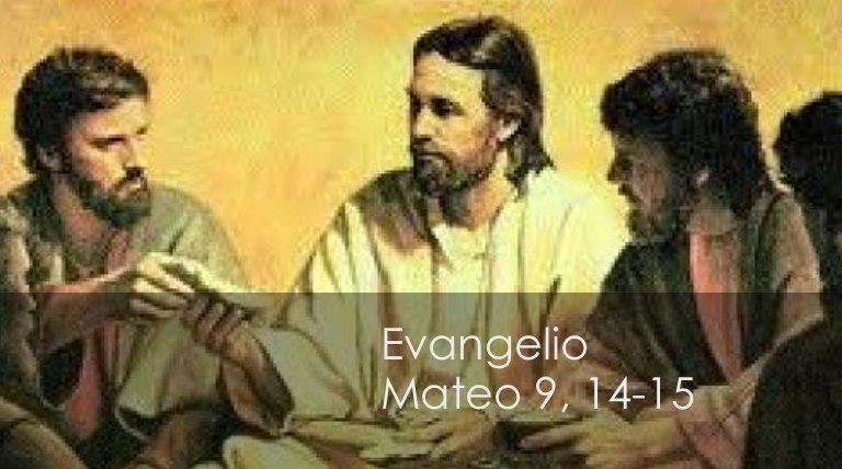 Mateo 9, 14-15