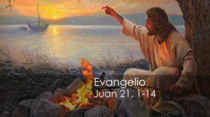 Juan 21, 1-14