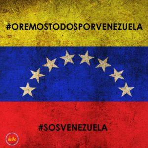 Oremos Todos por Venezuela