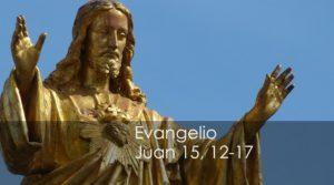 Juan 15, 12-17