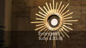 Juan 6,30-35