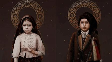 Jacinta y Francisco Marto