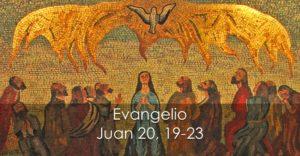 Juan 20, 19-23