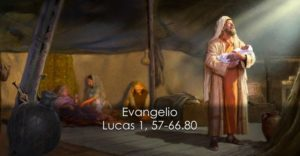 Lucas 1, 57-66.80