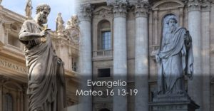 Mateo 16 13-19