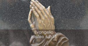 Mateo 6,7-15