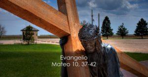 Mateo 10, 37-42