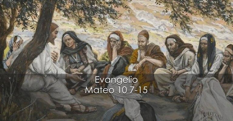 Mateo 10 7-15