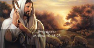 Mateo 10,16-23
