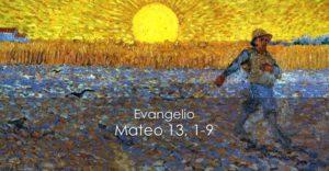 Mateo 13, 1-9