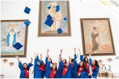 Graduacion Valle de los Ángeles