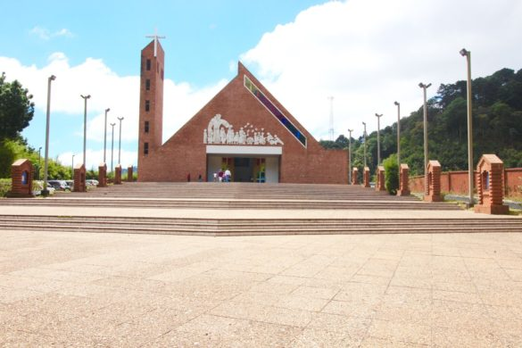 Iglesia de Nuestra Señora de los Ángeles