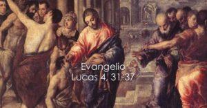 Lucas 4, 31-37