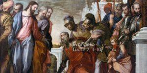 Lucas 7, 1-10