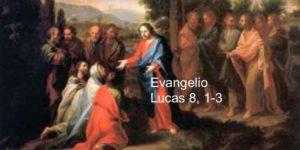 Lucas 8, 1-3