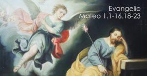 Mateo 1,1-16.18-23