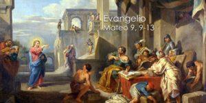 Mateo 9,9-13