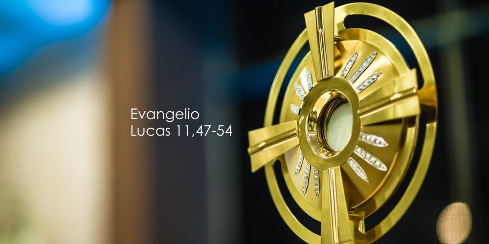 Lucas 11 47-54