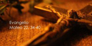 Mateo 22, 34-40