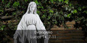 Lucas 14, 7-11