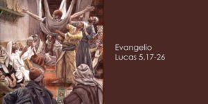 Lucas 5,17-26