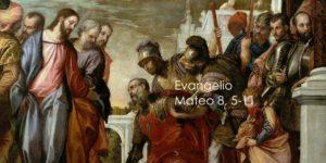 Mateo 8, 5-11