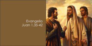 Juan 1,35-42
