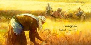 Lucas-10,1-9