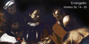 Mateo-26,14-25