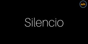Silencio Viernes Santo mdc