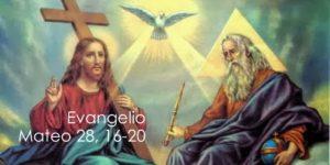 Evangelio Mateo 28, 16-20