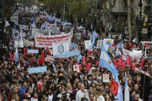 Marcha por la vida Argentina